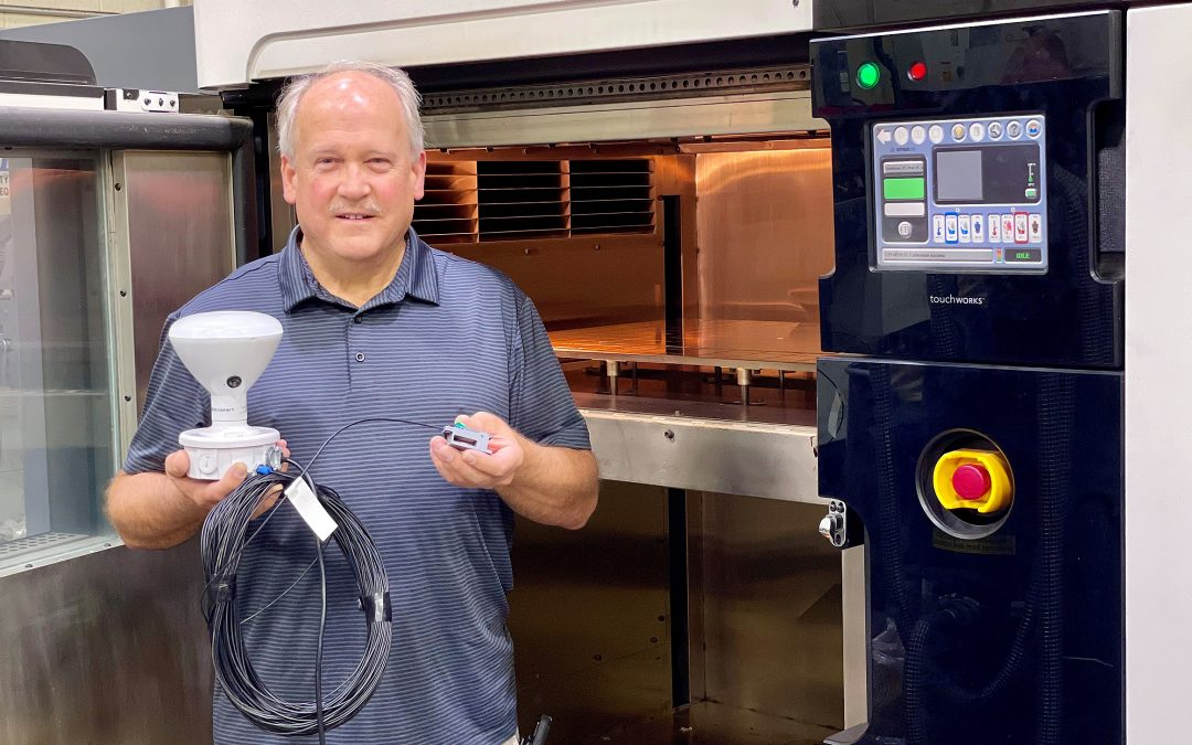 Inventor's fiber optics switching technology expands possibilities