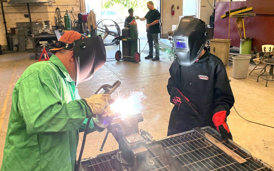 Accelerator exposes apprentices to rewarding manufacturing careers