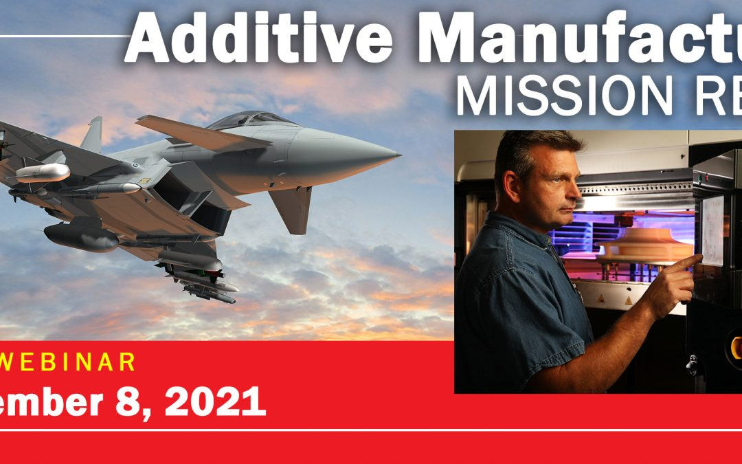 Learn about military applications of 3D printing, how to become part of the supply chain