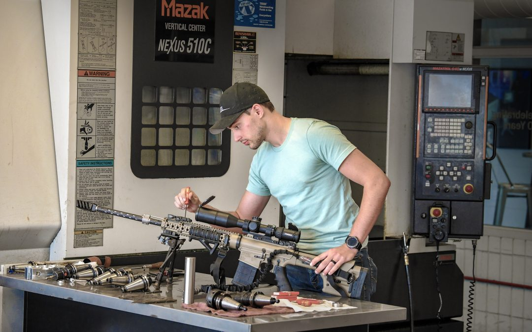 Brothers combine knowledge of firearms, innovation to launch family business with RCBI assistance