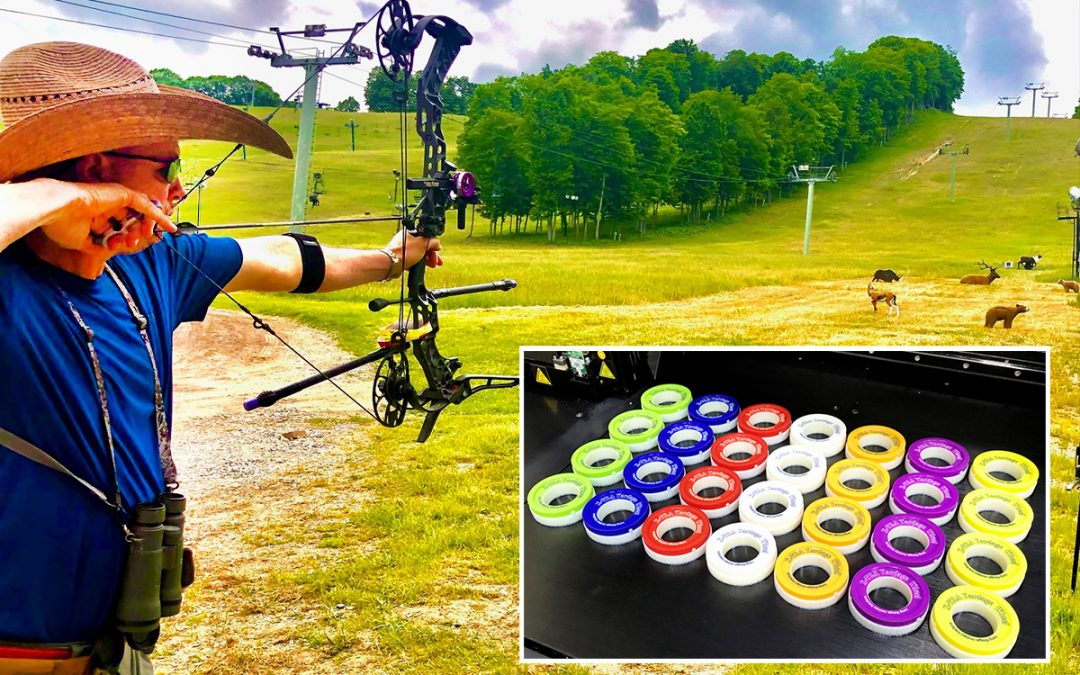 Archery entrepreneur taps into RCBI services to start, market business